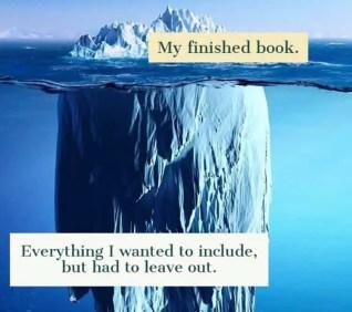 fantasy worldbuilding iceberg