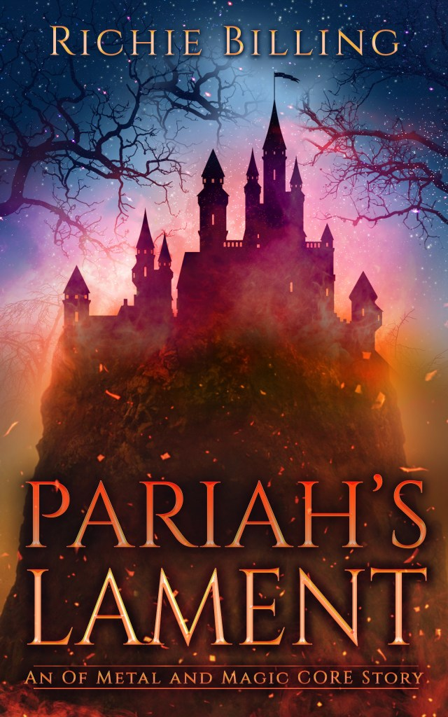 Pariah's Lament by Richie Billing