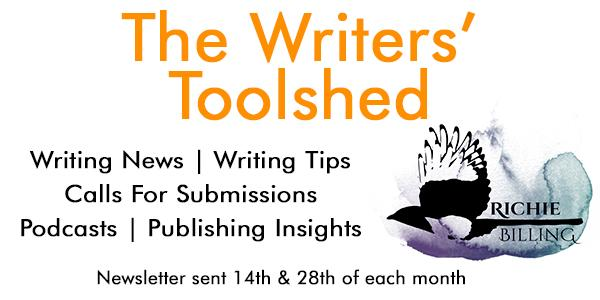 the writers toolshed newsletter
