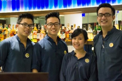 bar staff