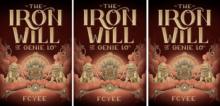 iron will of genie lo