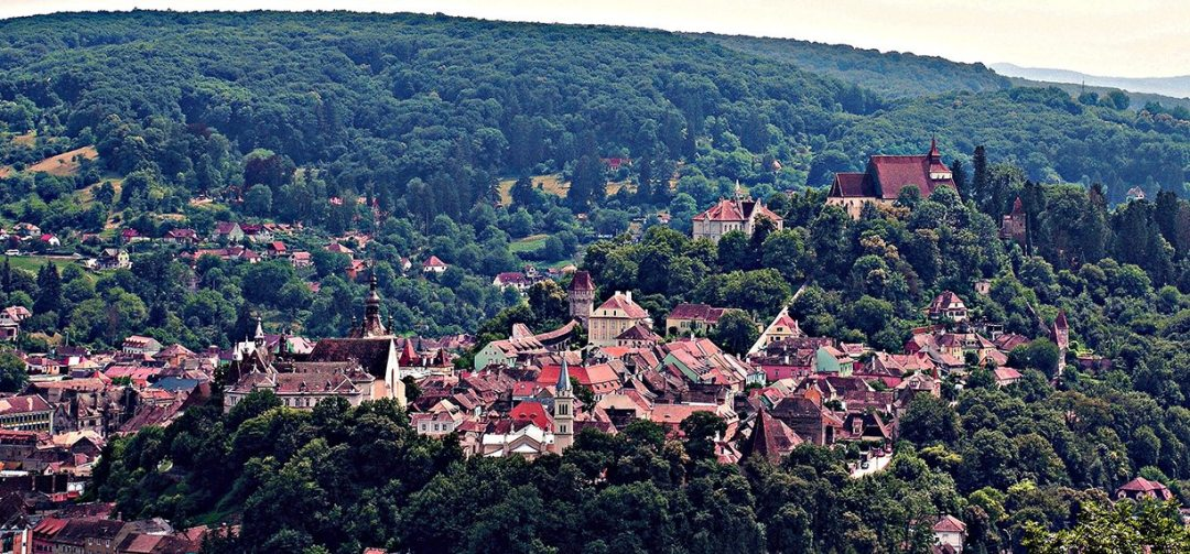 panorama_sighisoara