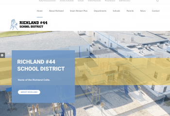 Richland 44 Home Page
