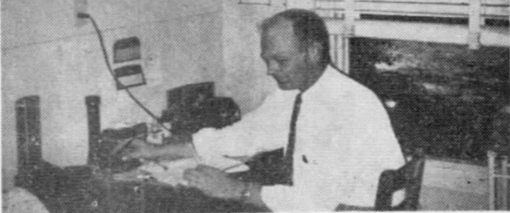 1948 - Ball and Ellington Clinic Celebrates First Year of Business
