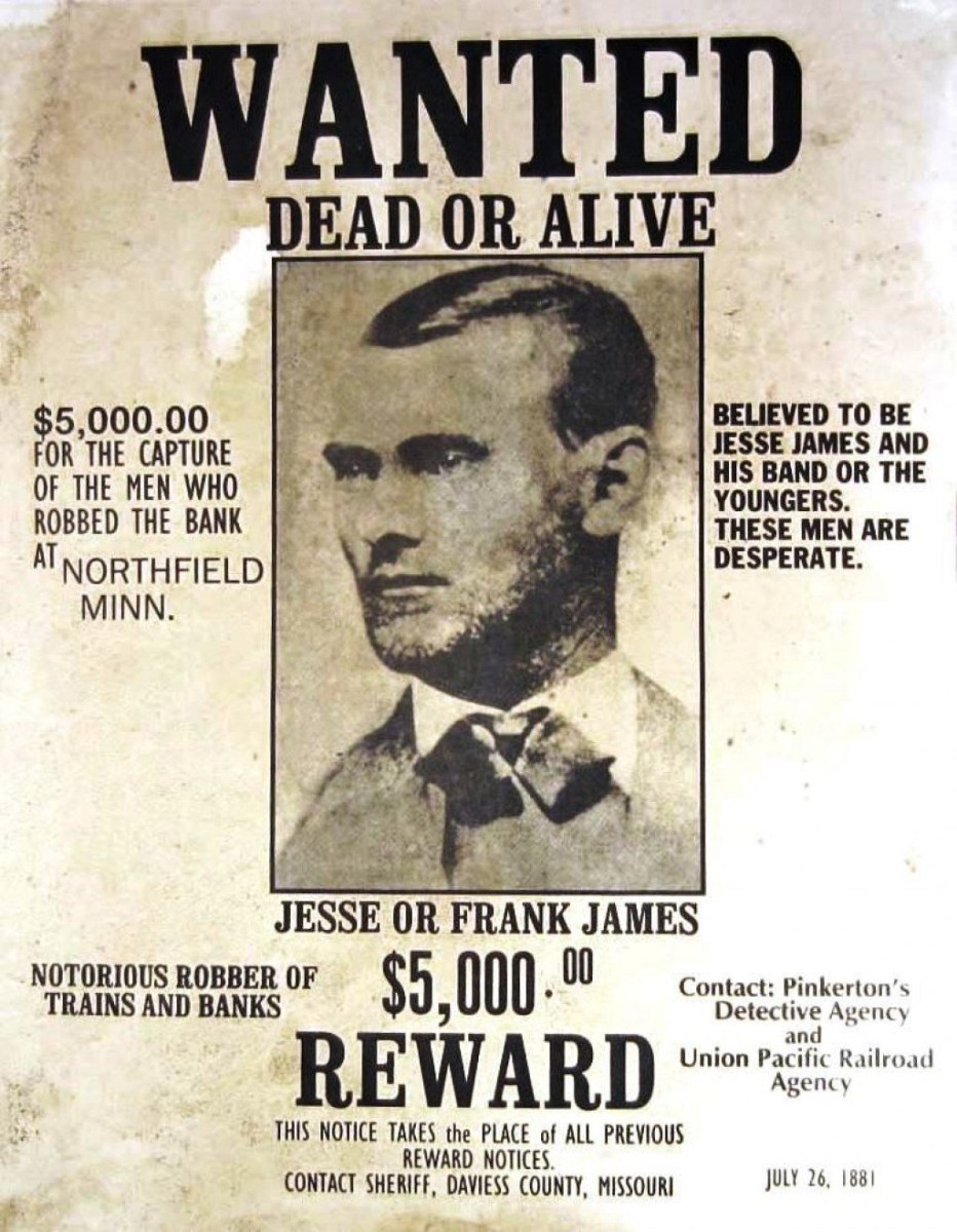 Jesse James - Incidents in the Life of the Dead Bandit. Recalled by a Lady Friend