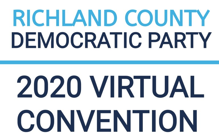 Richland County Democratic Party 2020 Virtual Convention