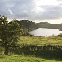 Heading West in the North East: A walk along Hadrian's Wall