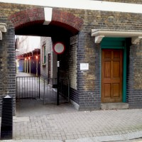 A dark square with potential: Brooke's Market, EC1