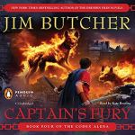 Captain's Fury audiobook cover