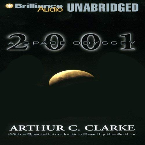 2001 audiobook cover