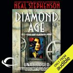 The Diamond Age by Neal Stephenson book cover