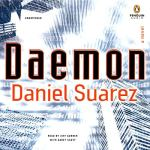 Daemon audiobook cover