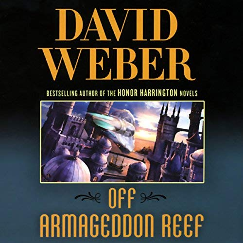 Off Armageddon Reef audiobook cover