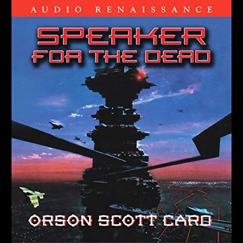 Speaker for the Dead audiobook cover
