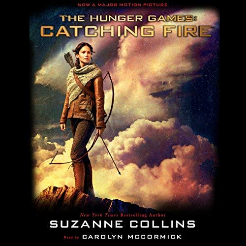 Catching Fire audiobook cover