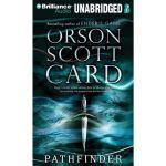Pathfinder audiobook cover