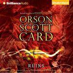 Ruins audiobook cover