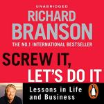 Screw it lets do it audiobook cover