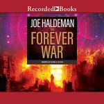 The Forever War audiobook cover