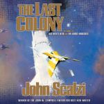 The Last Colony audiobook cover