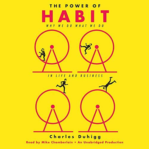 The Power of Habit audiobook cover
