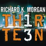 Thirteen audiobook cover