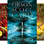 Pathfinder series book covers