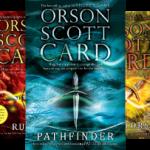 Pathfinder series book covers