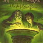 Harry Potter And The Half Blood Prince book cover