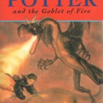 Harry Potter and the Goblet of Fire book cover