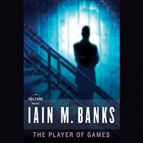 The Player of Games audiobook cover