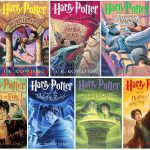 Harry Potter - all book covers