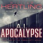 A.I. Apocalypse audiobook cover