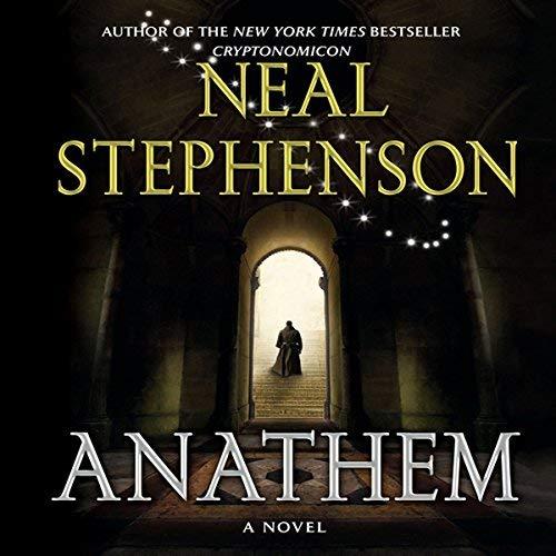 Anathem audiobook cover