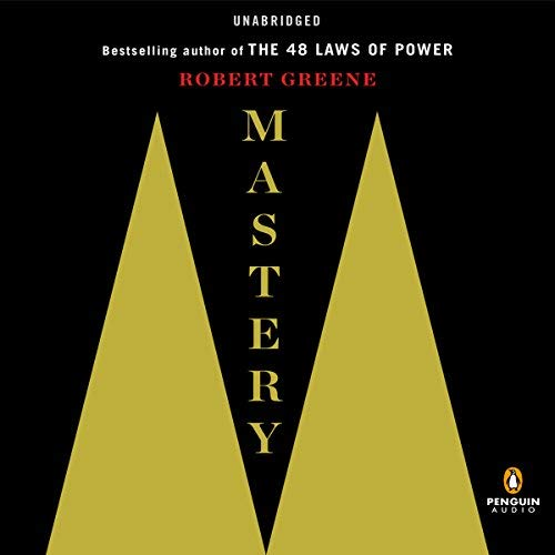 Mastery audiobook cover