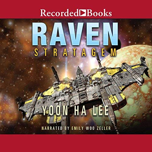 Raven Stratagem audiobook cover