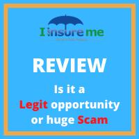 I-InsureMe Review: Legit Insurance MLM or Ponzi Scheme?