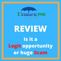 I-InsureMe Review: Legit Insurance MLM or Ponzi Scheme?