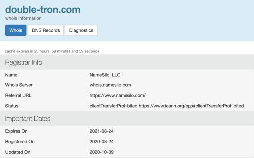 double-tron domain
