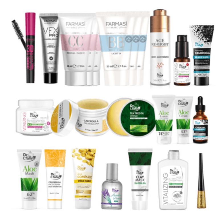 Farmasi Products