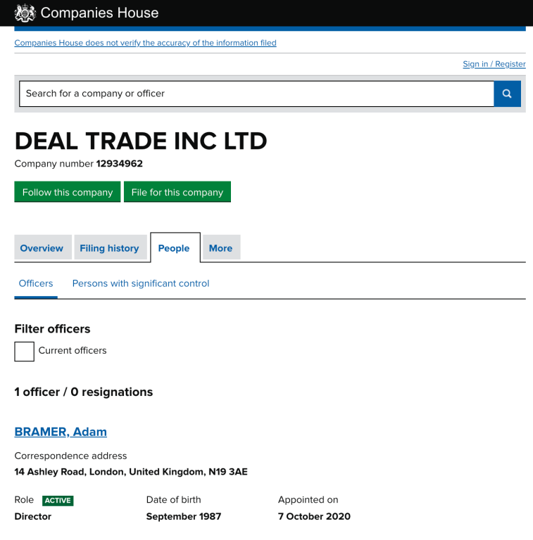 dealtrade owner