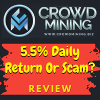 Crowdmining Biz Review: 5.5% Daily in Crypto or Scam?
