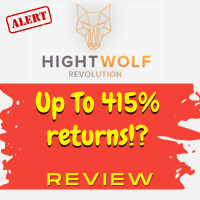 Hightwolf.com Review: Promising 415% ROI or Huge Scam?