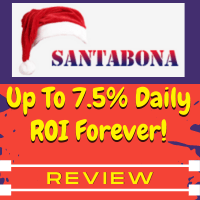 Santabona Review: Legit Dynamic Passive Income Up To 7.5% Or Scam?