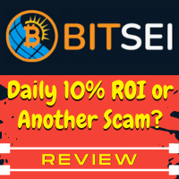 BitSei Review: Crypto Mining With 10% Daily Forever ROI?