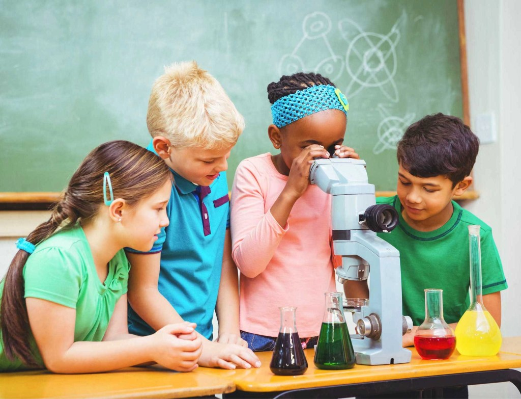 Club SciKidz Richmond Summer Camps