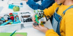 Robot Rumble Themed Summer Camps