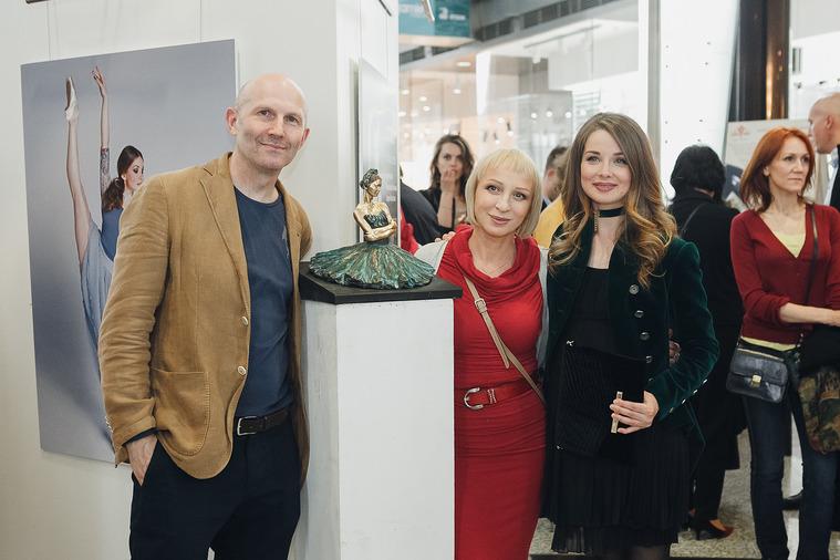 Выставка фотографий Галатея Виктор Горячев Ирина Мариневич