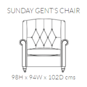 sunday chair