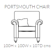 Portsmouth chair